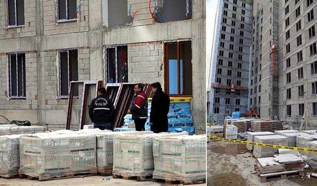 Sivas'taki inşaat kazasında iki işçi öldü