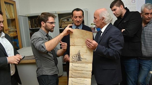 Bosna Hersek'teki yazma eserler restore edilecek