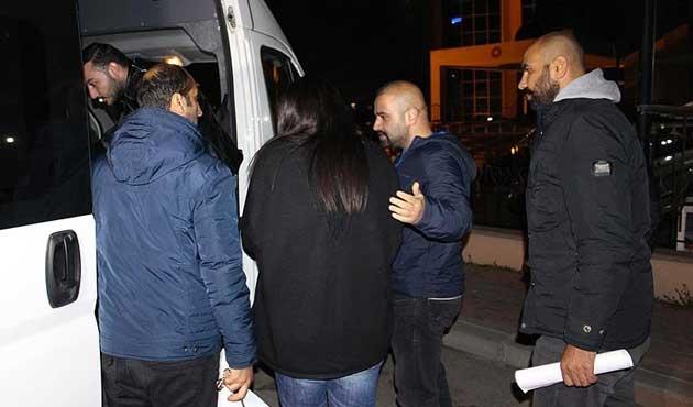 Bulgar emniyet müdürünün kızı esrarla yakalandı