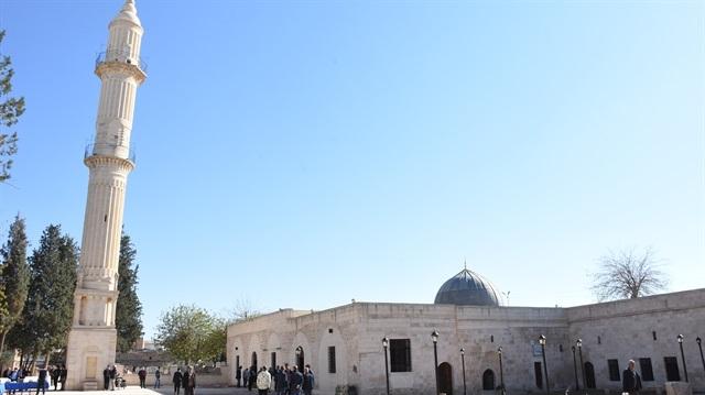 UNESCO miras listesine giren cami ibadete açıldı