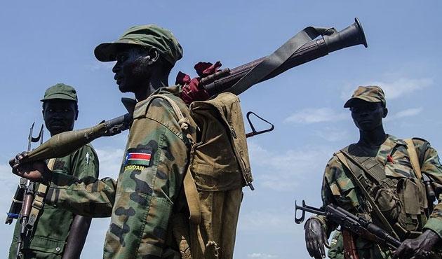 ABD'den Güney Sudan'a silah ambargosu talebi