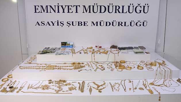Suriyelilerin beş kilo altınını Suriyeli hırsızlar çalmış