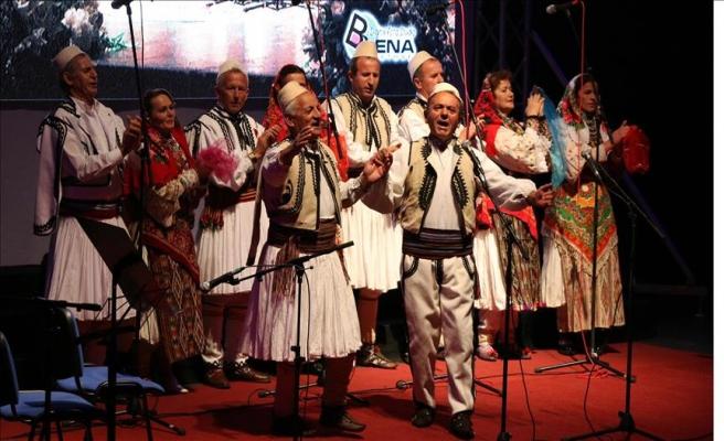 Makedonya'da Şehir Şarkıları Festivali yapıldı