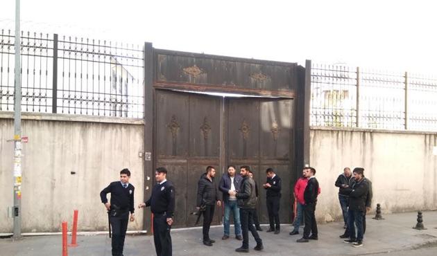 Yangında firar eden 37 göçmen geri getirildi