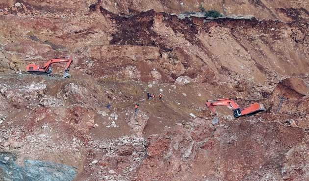 Siirt'teki maden faciasında altı gözaltı
