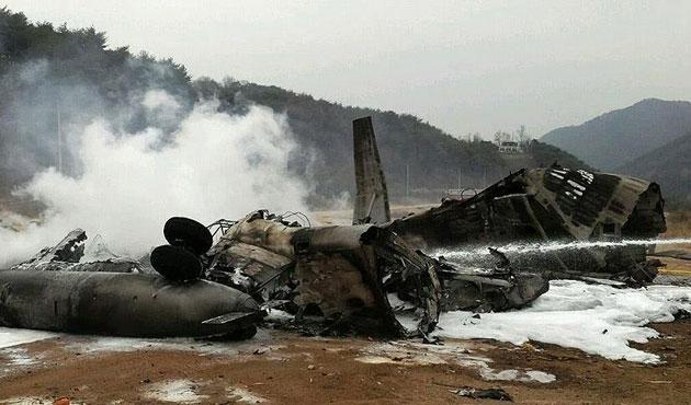 Brezilya'da operasyona katılan polis helikopteri düştü