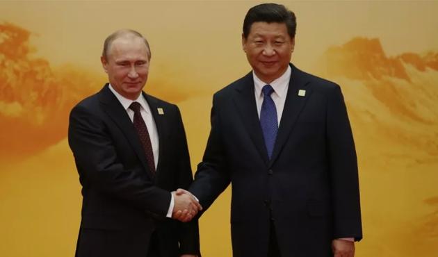 Rusya ve Çin'in ticari, ekonomik bağları güçleniyor
