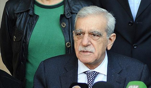 Ahmet Türk hakkında kısıtlılık kararı