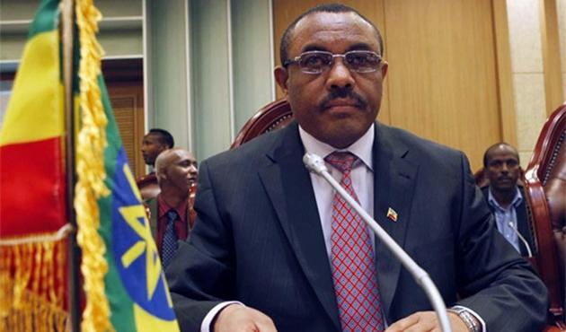 Etiyopya Başbakanı Riyad'da