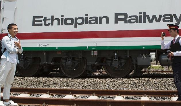 Çin Doğu Afrika'yı demiryoluyla kendine bağlanıyor