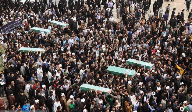 Suriye'de ölen İranlıların sayısı bini aştı