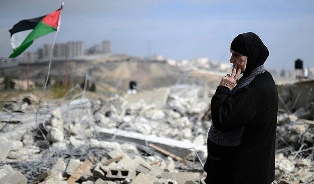 İsrail'in Kudüs'teki ev yıkımları artıyor