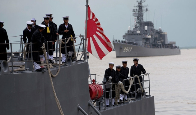 Japonya Çin'in suçlamasını reddetti