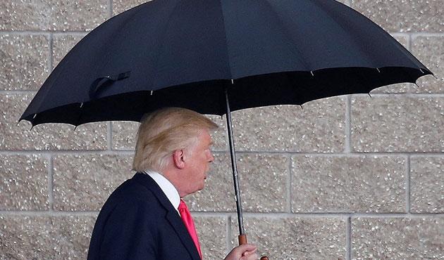 Trump'a göre seçimlerde 1 milyon hileli oy var