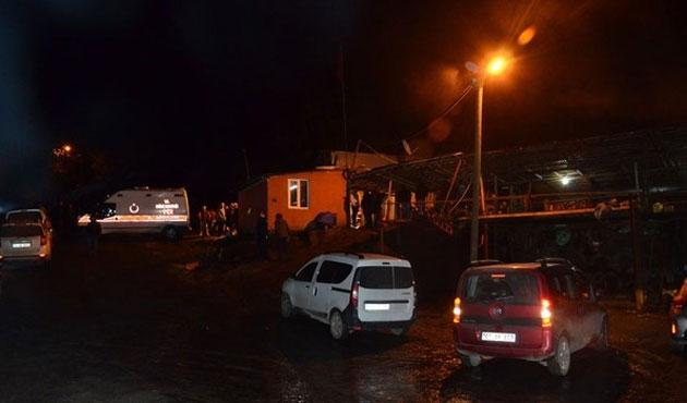 Zonguldak'ta madende göçük; bir ölü