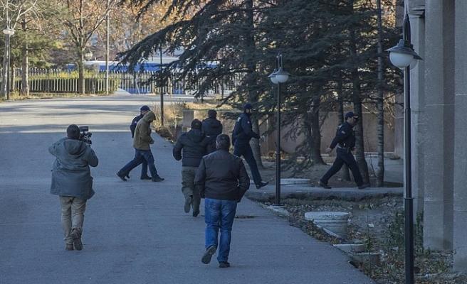Ankara'da şüpheli çanta hareketliliği