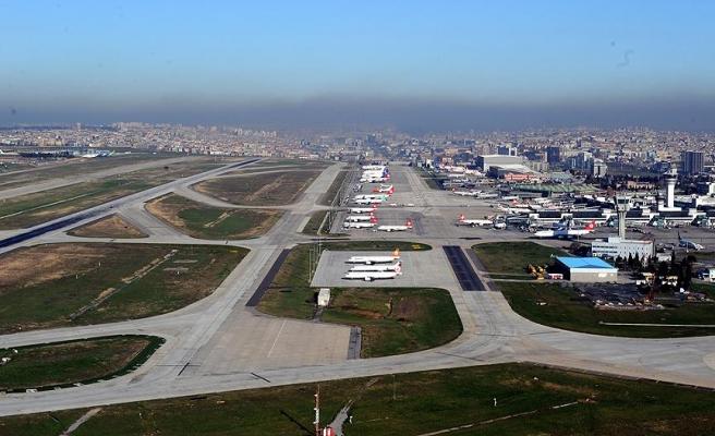 Her 100 kilometreye bir havalimanı geliyor