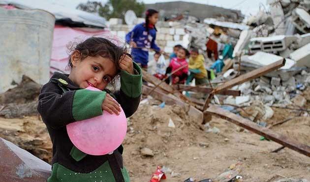 Doğu Kudüslü çocukların 'zorlu hayatları'
