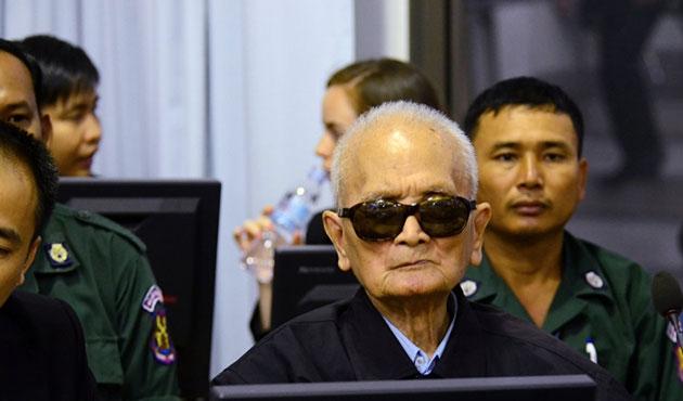 Kızıl Kmerlerin ilk üyelerinin cezası onaylandı