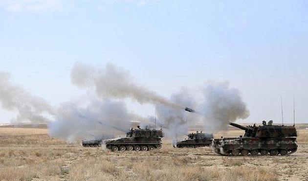 Fırat Kalkanı'nda 3 asker yaralandı