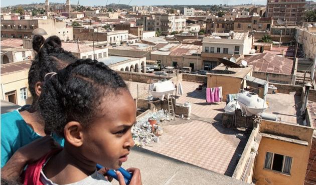 Eritre nüfusunun yüzde 8'i göç etti