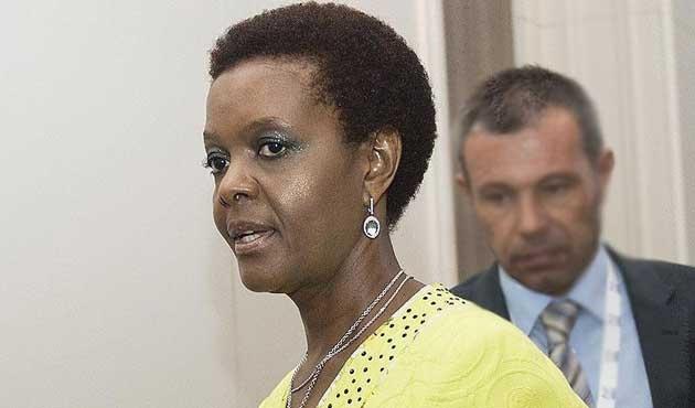 Mugabe'nin eşi de devlet başkanlığına aday