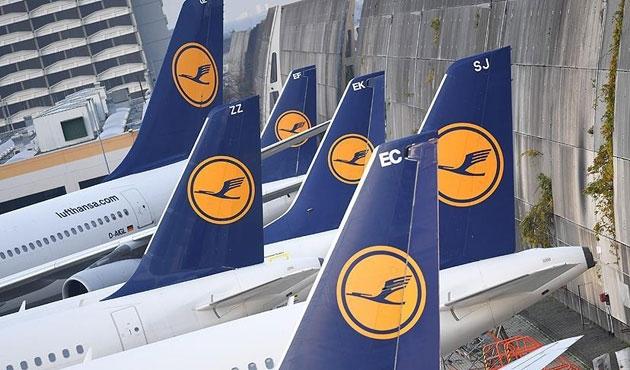 Lufthansa'da grev uzatıldı, yüzlerce uçuş iptal