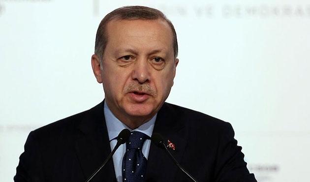 Erdoğan'dan Mahmud Abbas'a tebrik telefonu