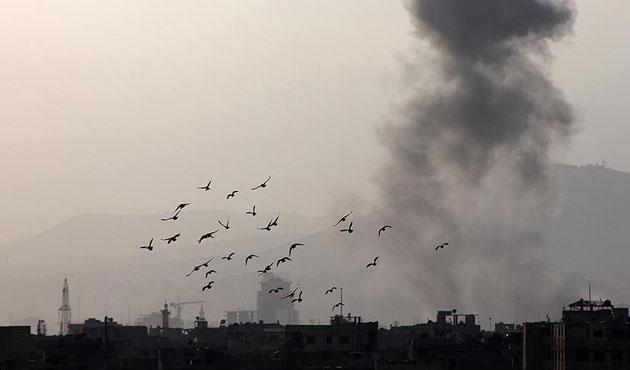 Suriye'de ilk Amerikan askeri öldü