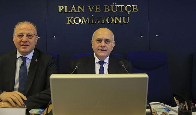 Plan ve Bütçe Komisyonu 18 günde 187 saat çalıştı