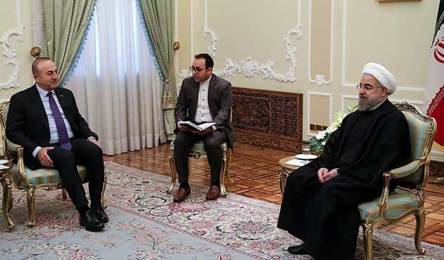 Çavuşoğlu'ndan İran'a program dışı ziyaret