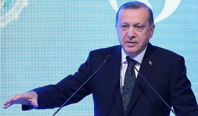 Erdoğan: Türkiye yeni bir kurtuluş savaşı veriyor