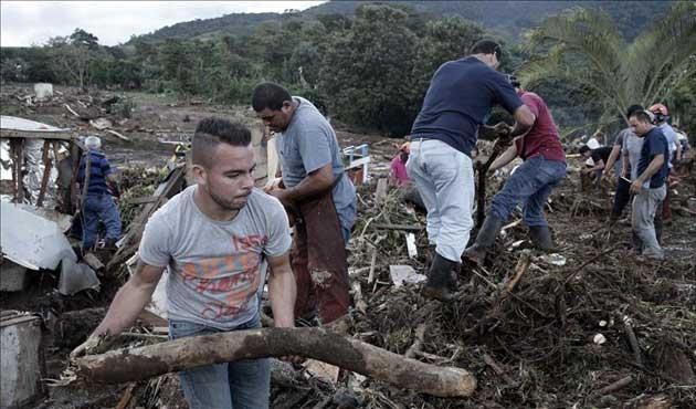 Otto Kasırgasında ölü sayısı dokuza yükseldi