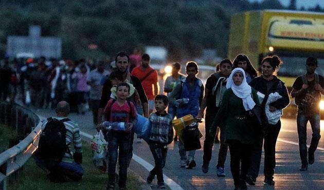 Avusturya'da kimliğini saklayan sığınmacılara 5 bin avro ceza
