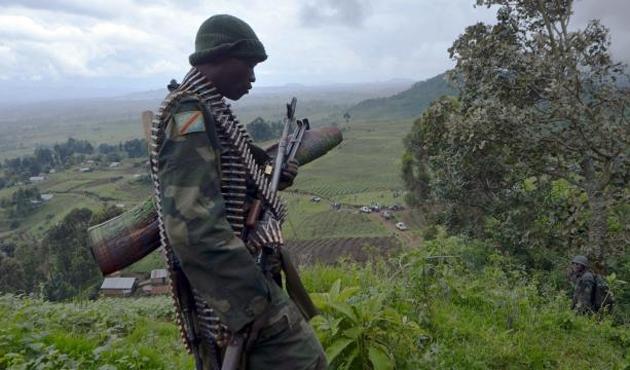 D.Kongo'da sivillere saldırı: 30 ölü