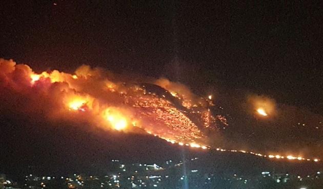 İsrail'deki yangınlar büyük oranda kontrol altına alındı
