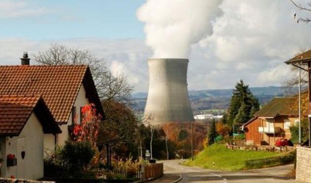İsviçre, nükleer reaktörlerin hızla kapatılmasına 'hayır' dedi
