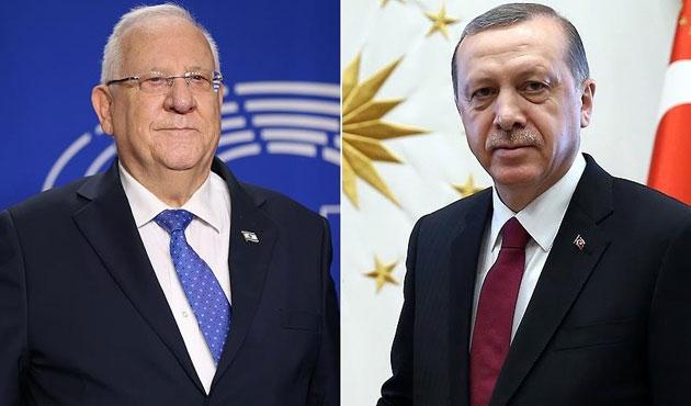 Erdoğan, Rivlin'e ezan yasağını sordu