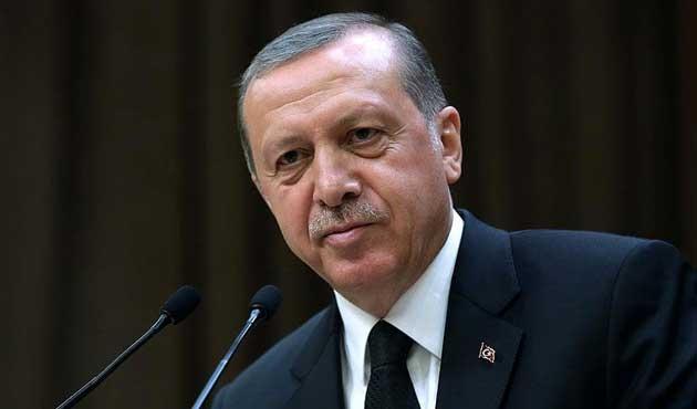 Cumhurbaşkanı Erdoğan'dan Aksakal'a kutlama