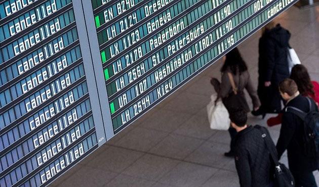 Lufthansa grevi sürdürecek