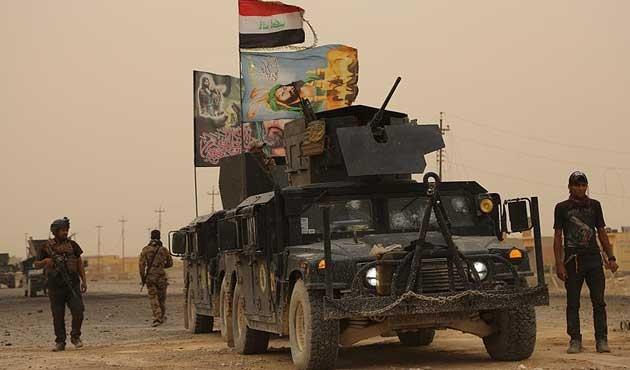 Musul'a kuzeyden askeri operasyon başlatıldı