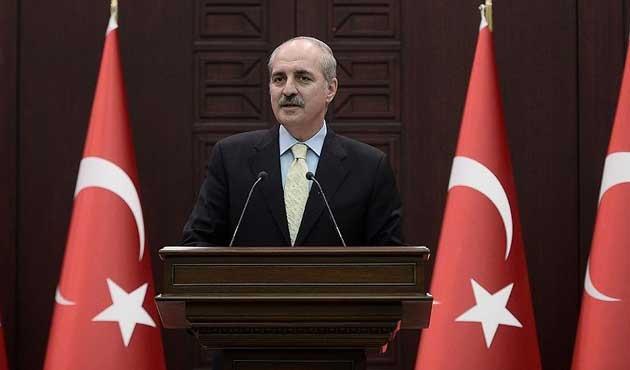 Kurtulmuş: Türkiye'den daha fazla AB zararlı çıkacak