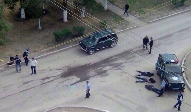 Kazakistan'daki Aktöbe saldırısına müebbet