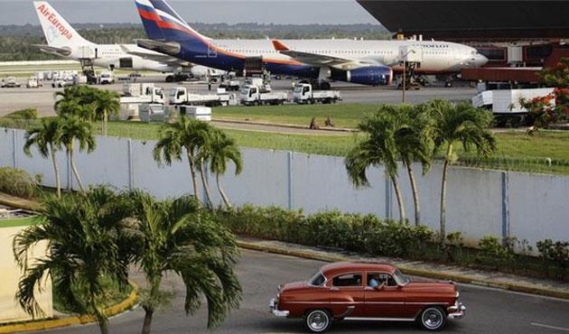 AB ile Küba arasında bir ilk