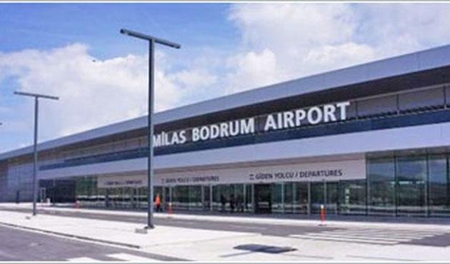 Bodrum-Milas'ta Dış Hatlar Terminali kapatıldı