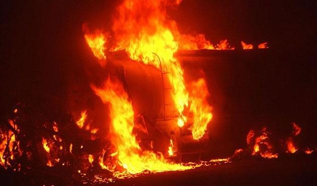 Mozambik'teki tanker faciasında ölü sayısı 93'e çıktı