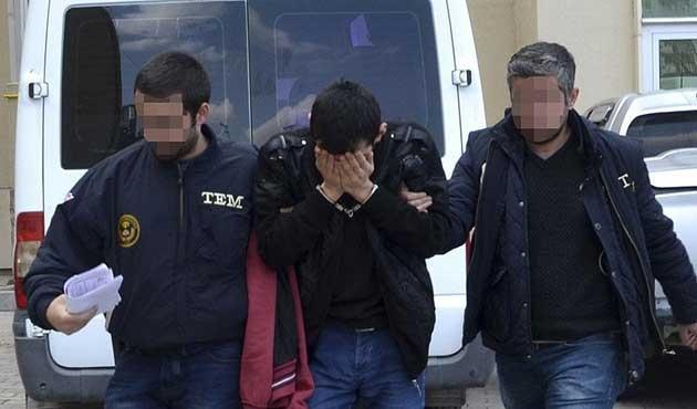 Denizli'de FETÖ operasyonunda 26 gözaltı