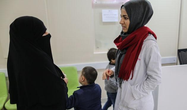 Suriyeliler sınırın açılmasını istiyor