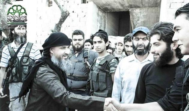 Ahraru'ş Şam'ın yeni lideri belli oldu