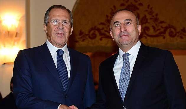 Çavuşoğlu ve Lavrov Antalya'da görüşecek
